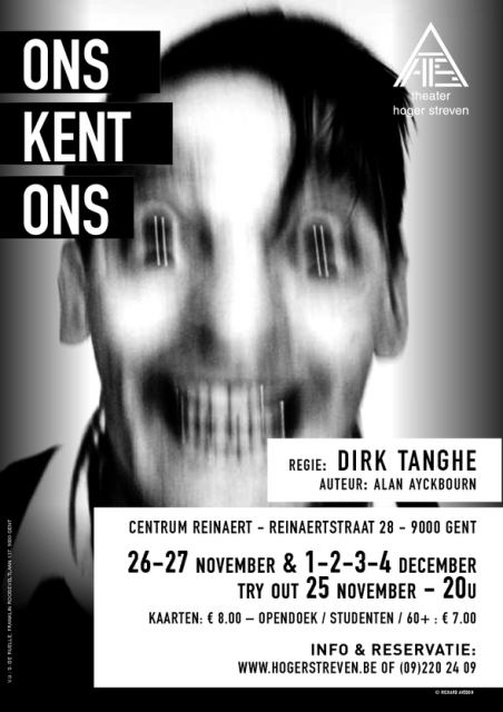 Affiche Ons Kent Ons