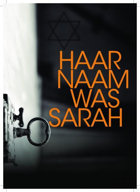 Affiche Haar naam was Sarah